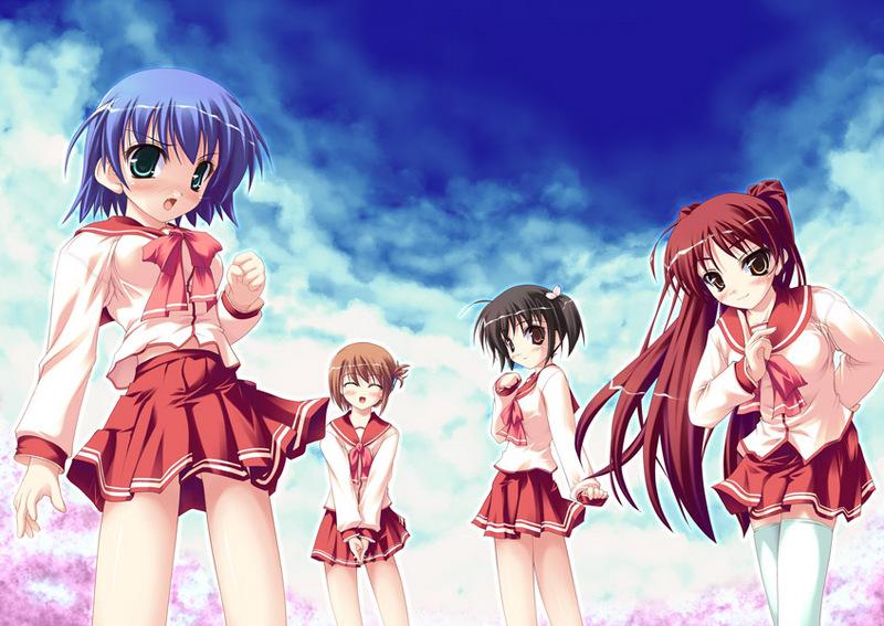 flirting games anime online streaming sites full